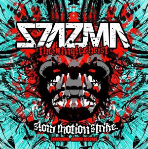 Stazma - Slow Motion Strike EP cover