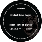 Hellboy – Force of Nature E.P 12″